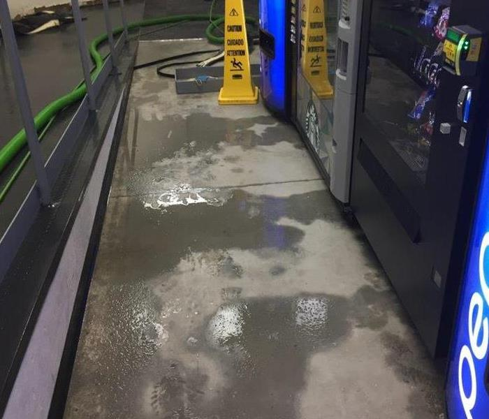 Commercial Sewage Loss Before