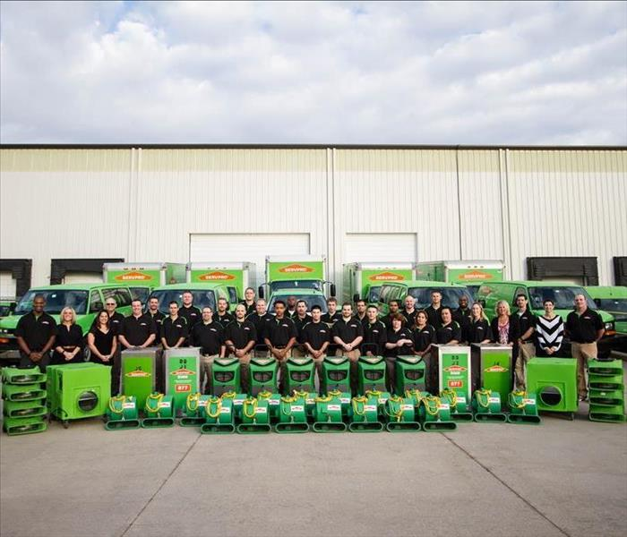 SERVPRO of Aurora Team