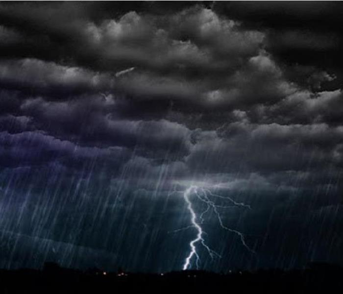 Storm Damage Severe Weather Safety - Lightening & Flash Floods/Flooding